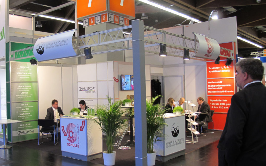 Messestand Fachpack 2015